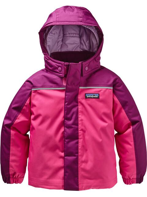 Patagonia Babies Snow Pile Jacket Magic Pink